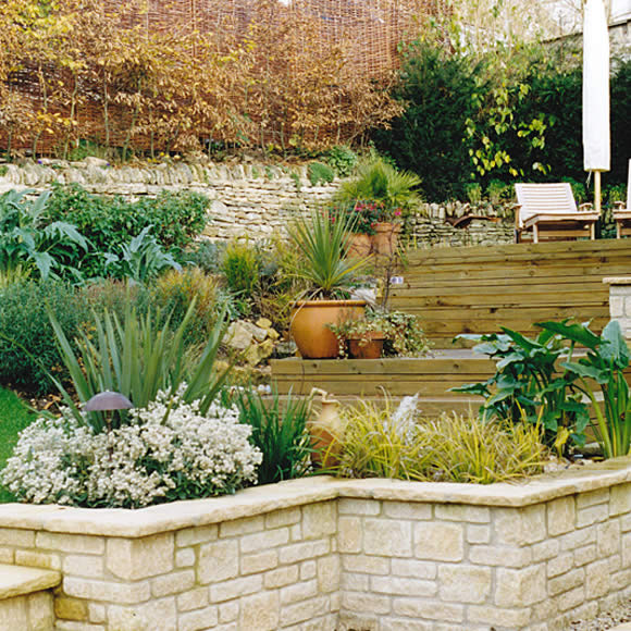 Gloucestershire cottage jane follis garden design for Garden design gloucestershire
