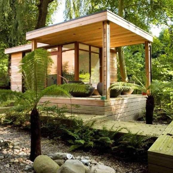 Contemporary Australian Home Architecture On Yarra River: Jane Follis Garden Design